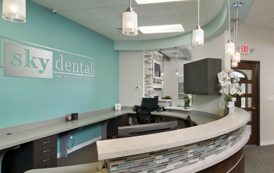 Best New Construction Winner: Sky Dental, Humble, Texas