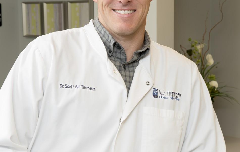 Dr. Scott Van Timmeren, Van Timmeren Family Dentistry