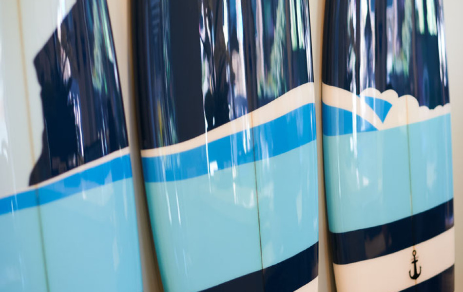 BEST CONSTRUCTION - Dr. Boehne -  Surfboards