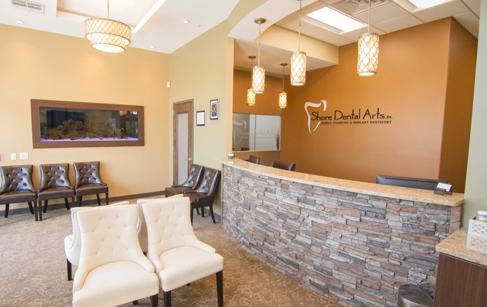 Shore Dental Arts - Front Desk