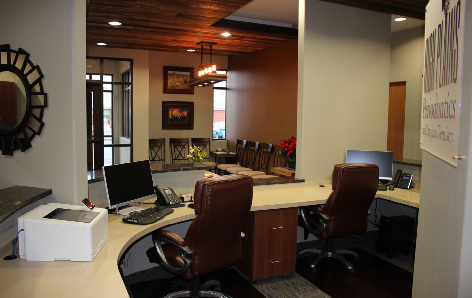 High Plains Periodontics and Implant Dentistry - Front Desk