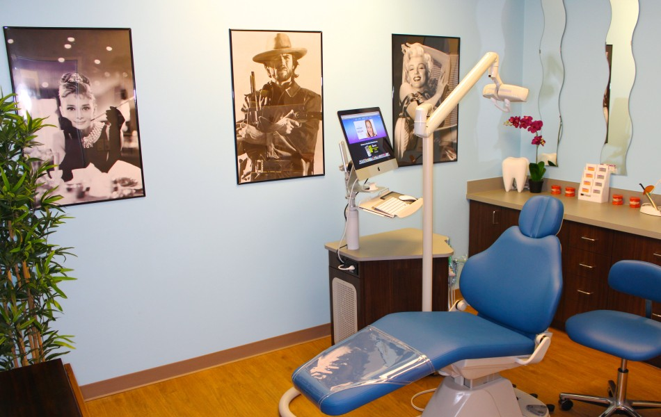 Showtime Orthodontic Arts - Operatory