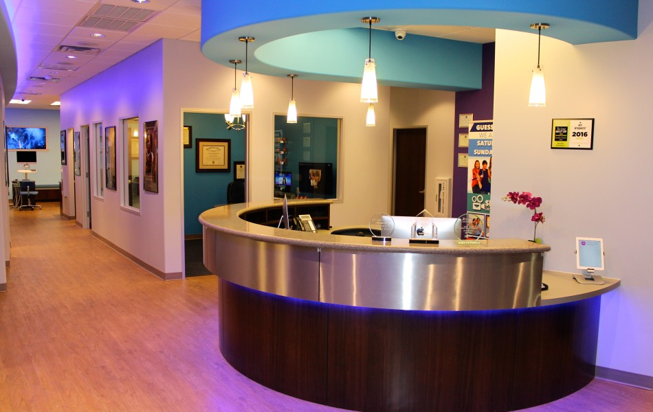 Showtime Orthodontic Arts - Front Desk