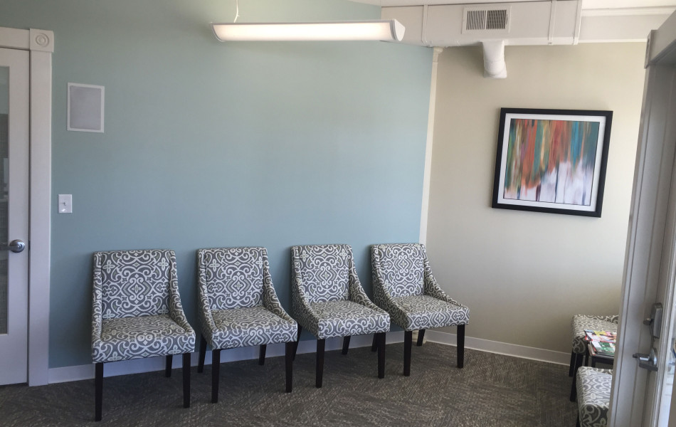 Aldred Family Dentistry - Waiting Room