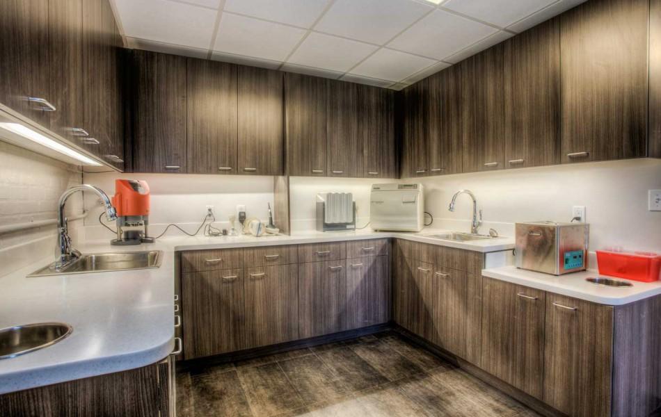 Performance Dental Center - Break Room