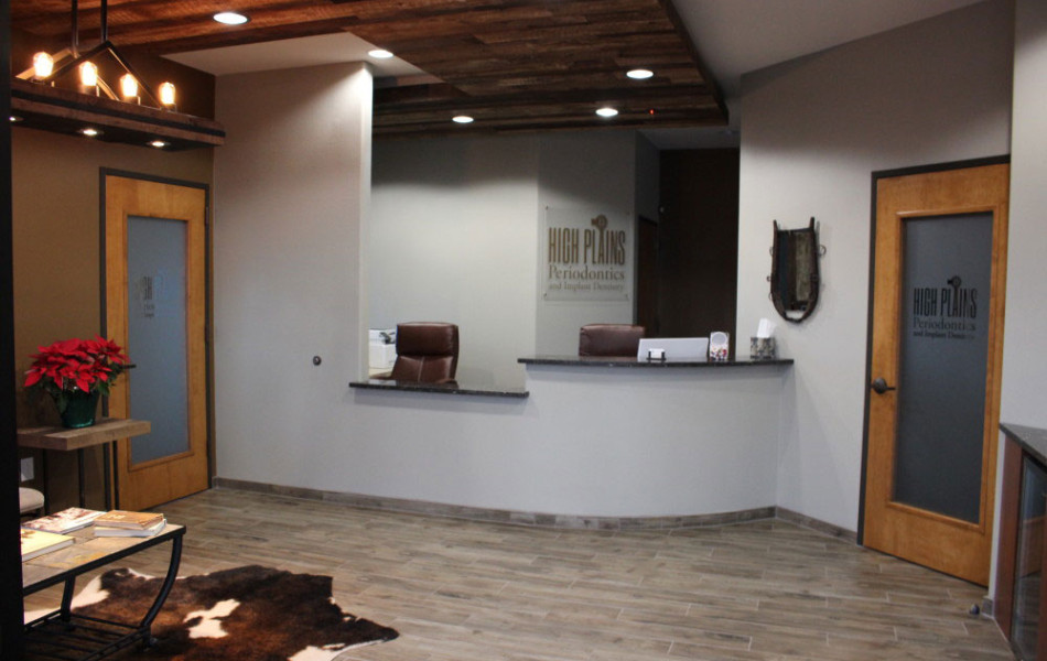 High Plains Periodontics and Implant Dentistry - Main Desk