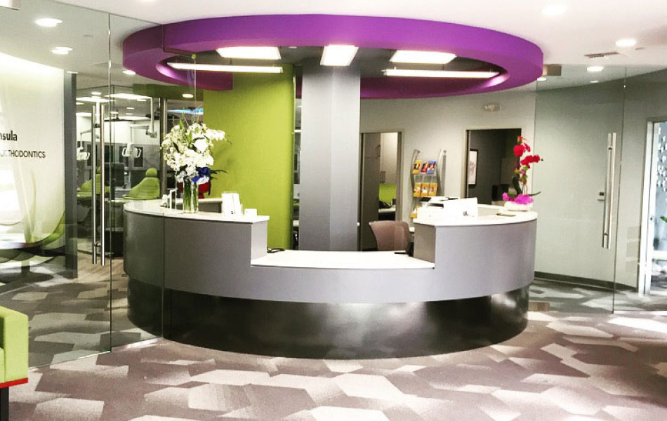 Mills-Peninsula Pediatric Dentistry & Orthodontics - Front Desk