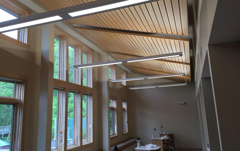 University Orthodontics - Ceiling Decor