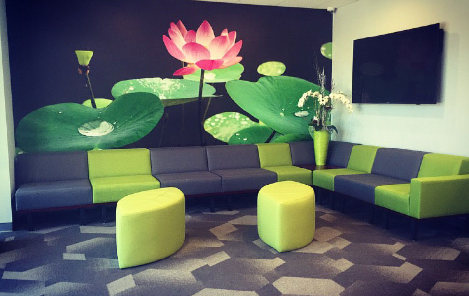 Mills-Peninsula Pediatric Dentistry & Orthodontics - Waiting Room